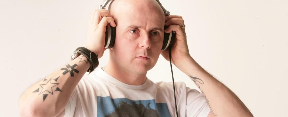DJ Darren Bailie